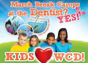 2016 Free March Break Camps