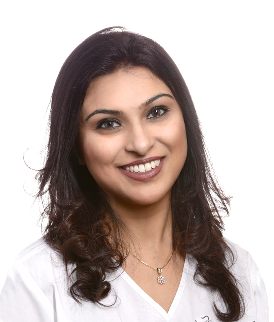 Dr. Nadia Inayat, Dentist at Winston Churchill Dental
