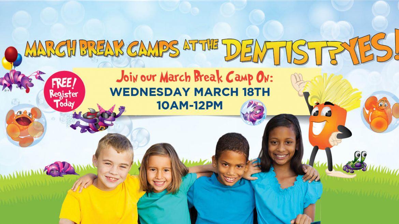 FREE 2020 March Break Camp