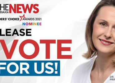 We are Finalists in the 2021 Reader's Choice Awards!