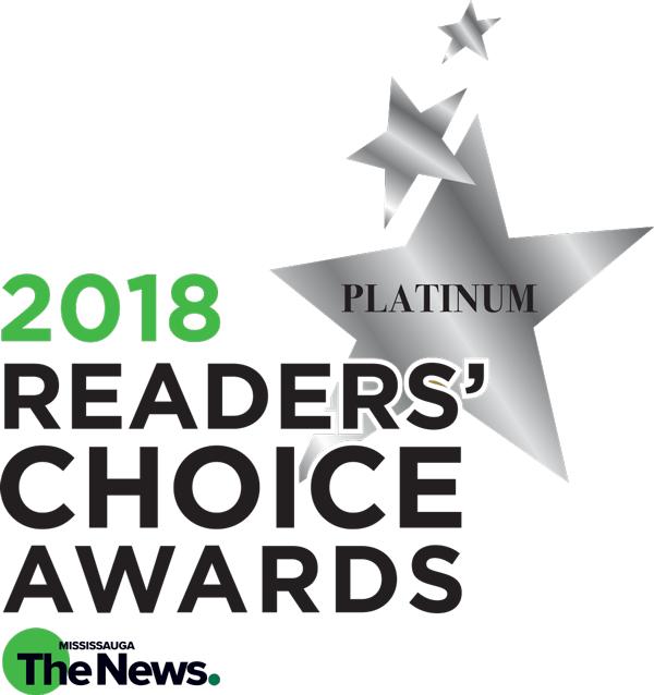 Readers' Choice Award Winner logo