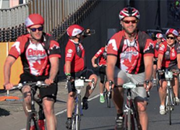 Ride for Heart: Get in Shape and Support a Great Cause!