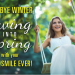 Bye-Bye Winter – Swing into Spring!