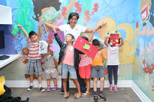 Children's Dentistry Summer Camps