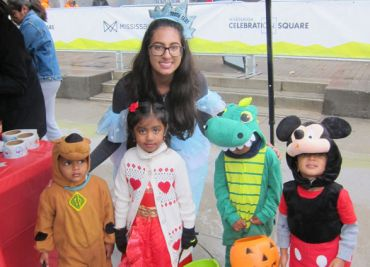 Halloween Camp Scare at Celebration Square