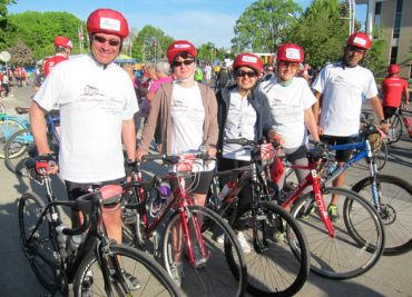 Ride for Heart 2016: Get into Shape and Support a Great Cause!